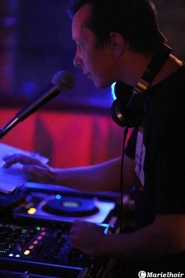 DJ Toubabouké
