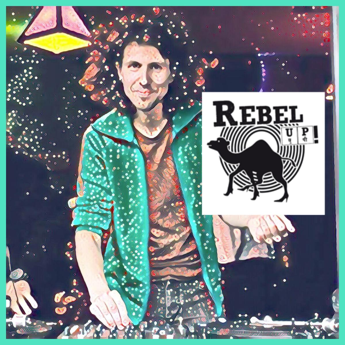 Rebel Up Sebcat